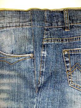 Machen jeans bund weiter Genialer Trick: